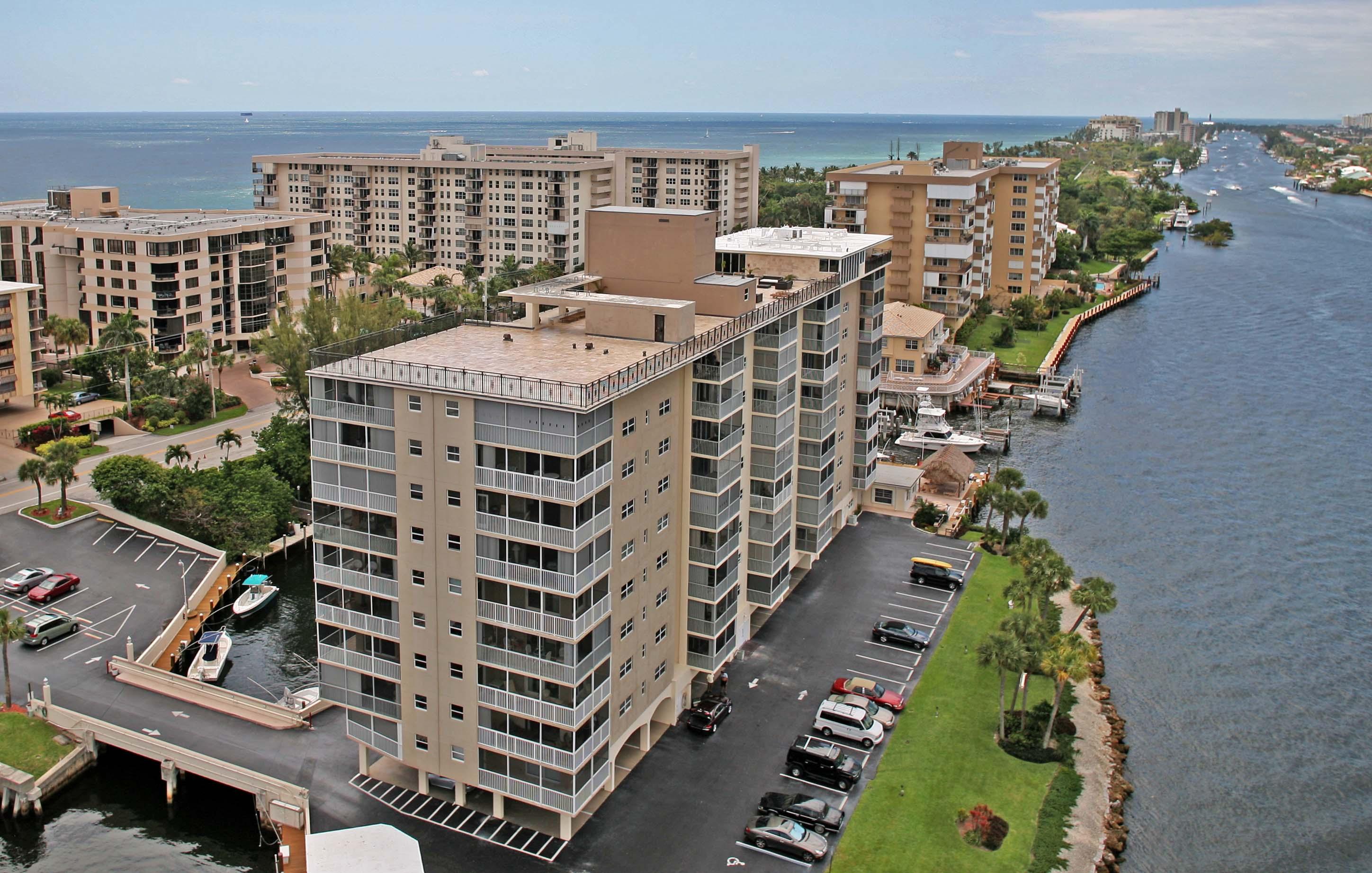 Hillsboro Mile, FL Penthouse