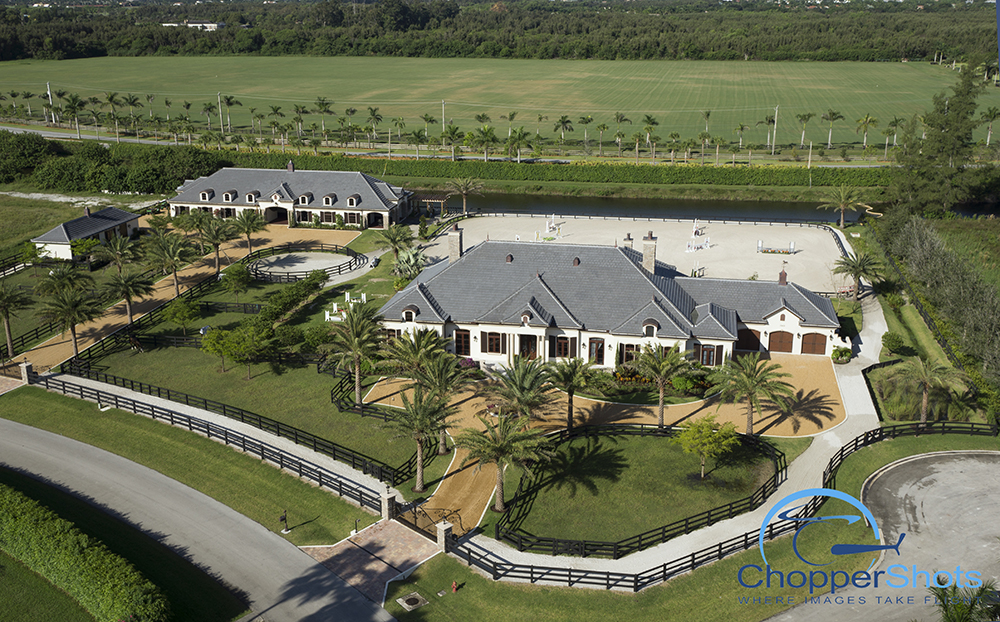 Equestrian Home in Wellington, FL